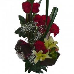 Bouquet de roses - Déclaration