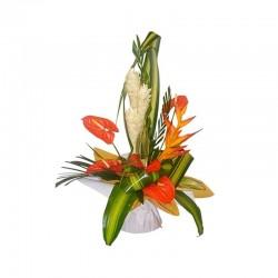 Composition Florale Maman...