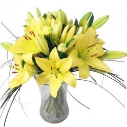 Bouquet pistache
