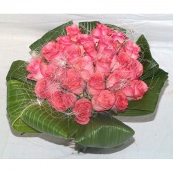 Bouquet  Goyave Rose -...