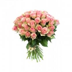 Bouquet caillemite - rose rose