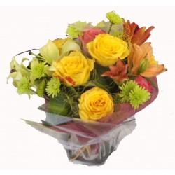 Bouquet floral Caraïbe