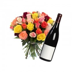 Bouquet  Quenette - vin rouge