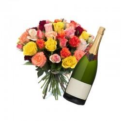 Bouquet Quenette - Champagne
