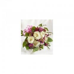 Bouquet de deuil - fleurs...