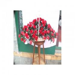 Corbeille Courage - fleurs...