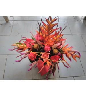 Bouquet Oiseau de paradis