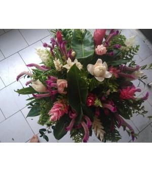 Bouquet Chou Créole